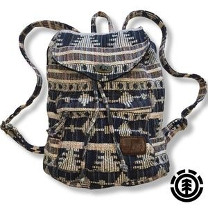 """ELEMENT fabric backpack 